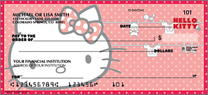 Classic Hello Kitty Checks